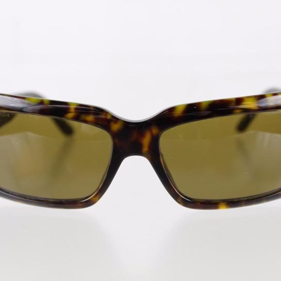 Burberry Italy Brown Tortoise Sunglasses